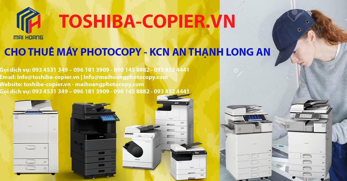 Thuê máy photocopy được nhiều người lựa chọn vì có nhiều lợi ích so với mua máy mới. Giá thuê tốt và chất lượng máy tốt là những điều có lợi nhất cho khách hàng. Nếu bạn đang tìm kiếm cửa hàng cho thuê máy photocopy ở khu công nghiệp phú an thạnh bến lức – long an , dịch vụ cho thuê máy in ở khu công nghiệp phú anh thạnh bến lức long an là một lựa chọn rất tốt cho bạn.