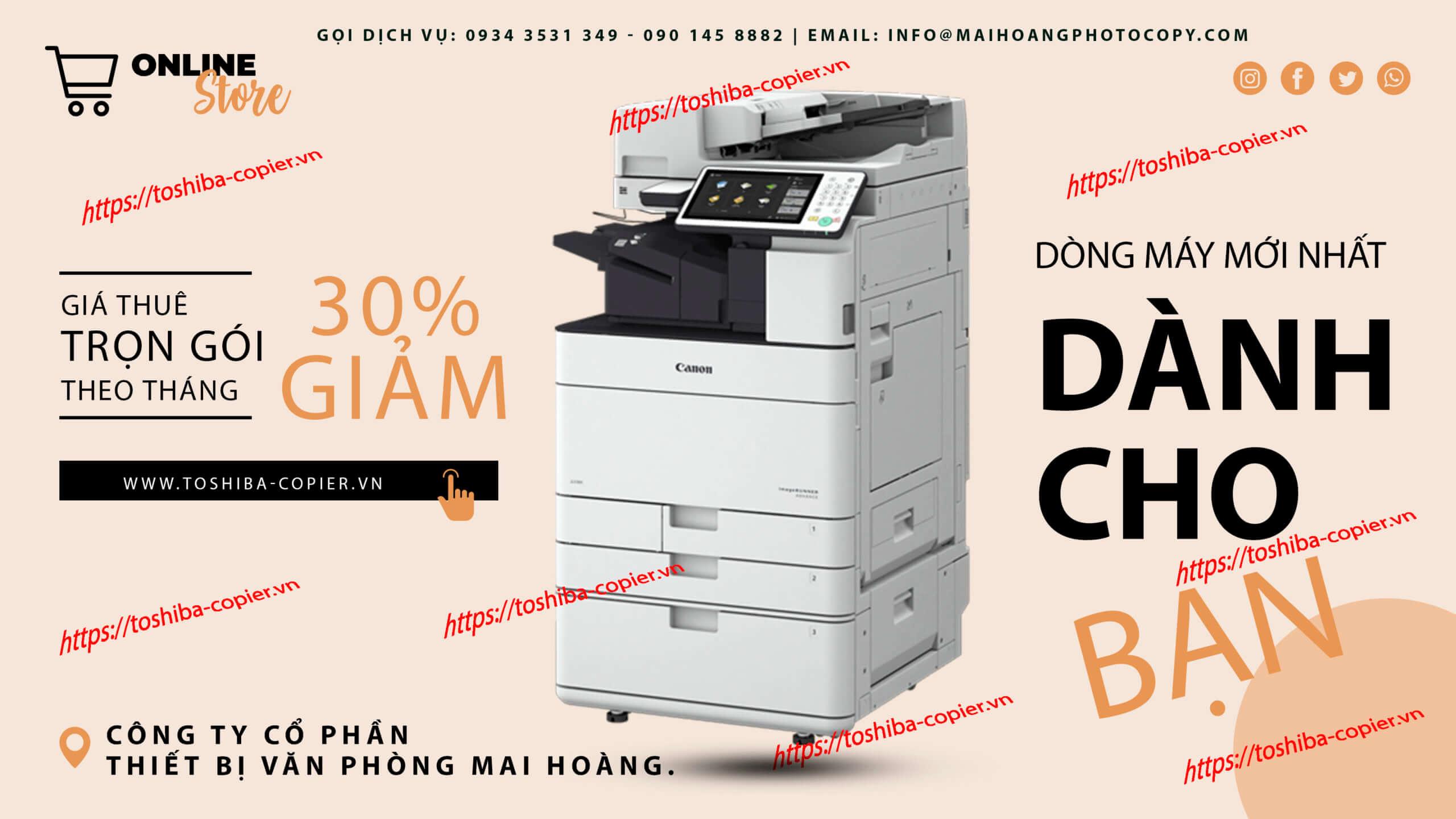 cho thuê máy photocopy canon Máy in là một thiết bị không thể thiếu trong việc in ấn tài liệu và hình ảnh, được sử dụng phổ biến trong văn phòng, tất cả các loại máy in hiện nay điều được kết nối với máy tính hoặc một chiếc máy chủ dùng để in chung.