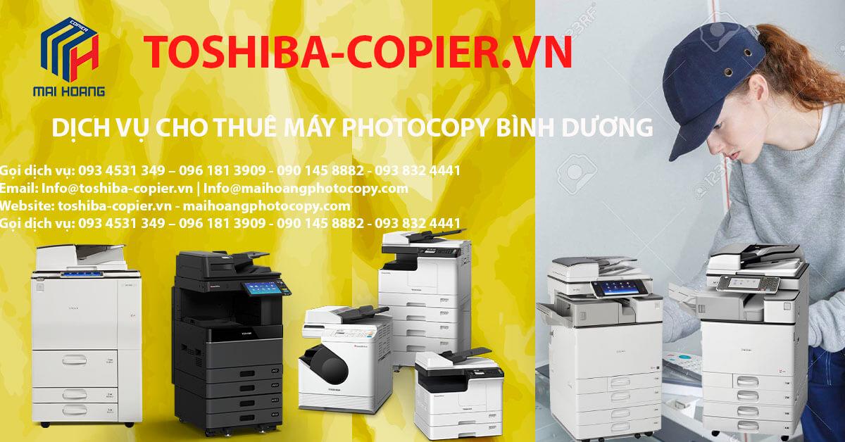 dịch vụ cho thuê máy photocopy bình dương Thời gian cho thuê linh hoạt, có thể thuê máy theo thời vụ, 1 tuần, 1 tháng… cho đến vài năm.