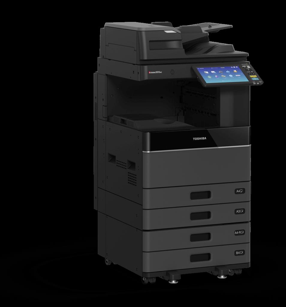 Cho thuê máy photocopy toshiba 3505AC màu tại bình dương