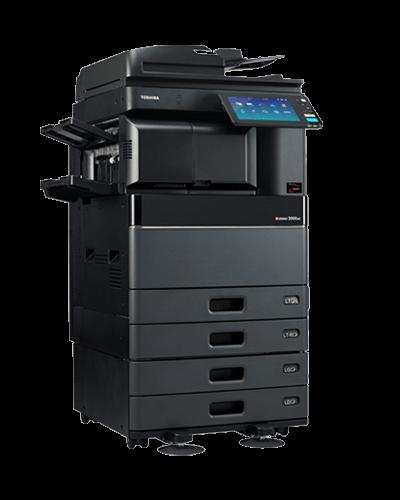 Cho thuê máy photocopy toshiba 3008A đen trắng tại long an