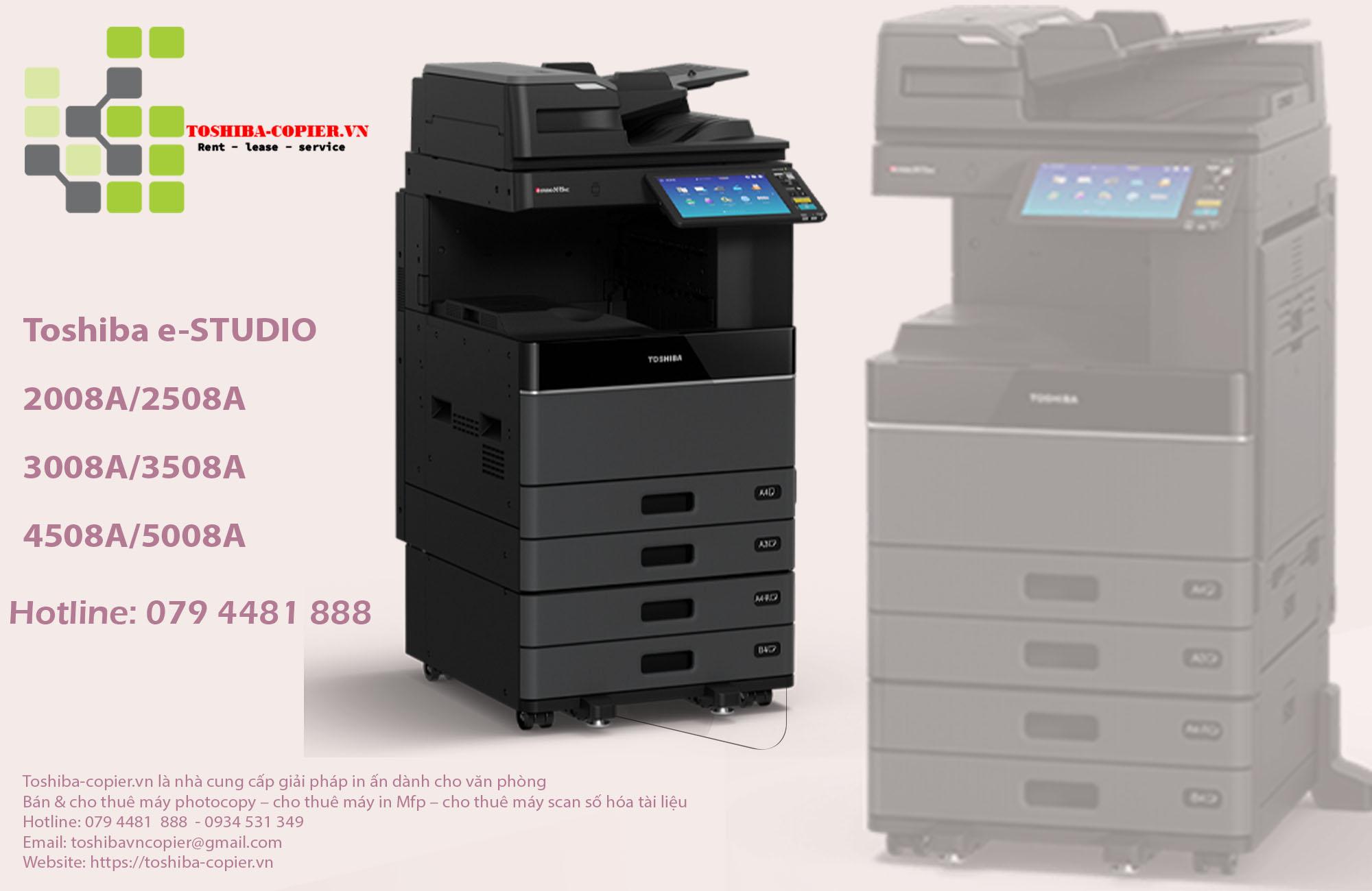 Bán Máy photocopy Toshiba e-STUDIO 2008A