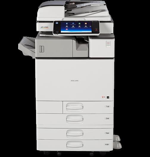 Cho thuê máy photocopy RICOH MP 2554/3054/6054/5054/4054 đen trắng kcn thạnh đức