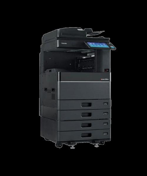 Cho thuê máy photocopy TOSHIBA 2508A/3008A/3508A/4508A/5008A đen trắng ở kcn hựu thạnh, đức hòa long an