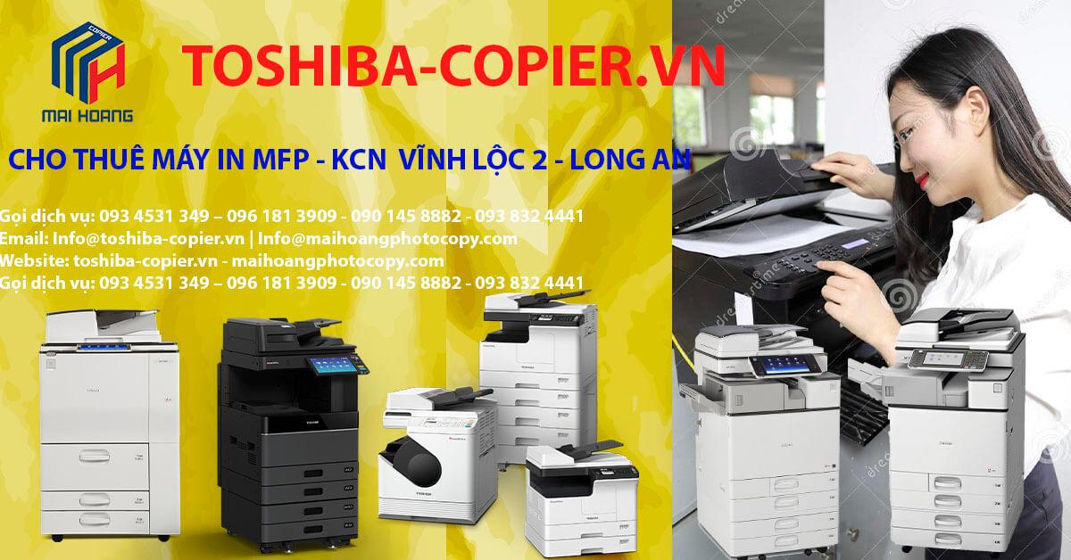 cho thuê máy photocopy ở khu công nghiệp vĩnh lộc 2 bến lức long an Phí đặt cọc ban đầu là 50% giá trị của máy cho thuê và hoàn trả đủ khi kết thúc hợp đồng. Đảm bảo chất lượng bãn chụp, khách hàng chỉ tốn thêm phần chi phí cho giấy photocopy và đương nhiên sẽ hoàn toàn miễn phí về chi phí bảo trì, sửa chữa, vật tư, mực... Thêm vào đó, chi phí giao hàng, lắp đặt máy, hướng dẫn sử dụng và chuyển giao kĩ thuật là hoàn toàn miễn phí.