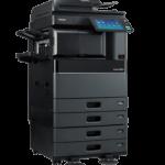 Cho thuê máy photocopy TOSHIBA 2508A/3008A/3508A/4508A/5008A đen trắng ở kcn tân lập - long an