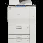 Cho thuê máy photocopy RICOH MP 6003/7502/7503 B/W ở kcn đức hòa - long an