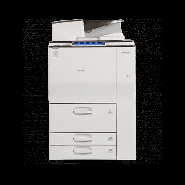 Cho thuê máy photocopy RICOH MP 6003/7502/7503 B/W ở kcn xuyên á - long an