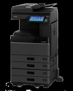 Cho thuê máy photocopy TOSHIBA 2508A/3008A/3508A/4508A/5008A đen trắng ở thành phố dĩ an.