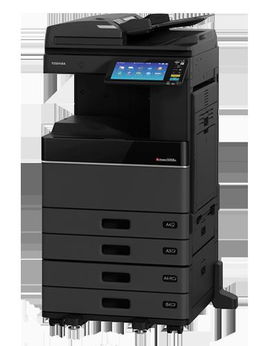 Cho thuê máy photocopy TOSHIBA 2508A/3008A/3508A/4508A/5008A đen trắng ở kcn tân đức - hải sơn.