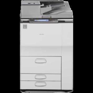 Cho thuê máy photocopy RICOH MP 6003/7502/7503 B/W ở lộc ninh - bình phước.