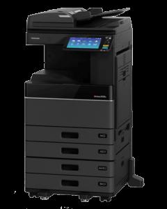 Cho thuê máy photocopy TOSHIBA 2508A/3008A/3508A/4508A/5008A đen trắng ở phước long - bình phước.