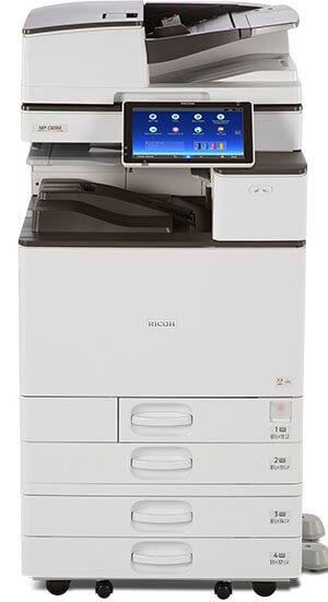 Cho thuê máy photocopy RICOH MP 2554/3054/6054/5054/4054 đen trắng vũng tàu.