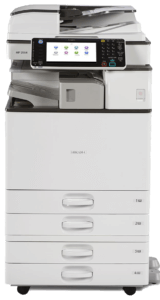 Cho thuê máy photocopy RICOH MP 2554/3054/6054/5054/4054 đen trắng Hớn Quản - bình phước.