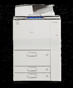 Cho thuê máy photocopy RICOH MP 6003/7502/7503 B/W ở kcn chơn thành - Bình Phước.