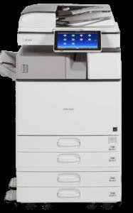 Cho thuê máy photocopy RICOH MP 2554/3054/6054/5054/4054 đen trắng Bình Phước.
