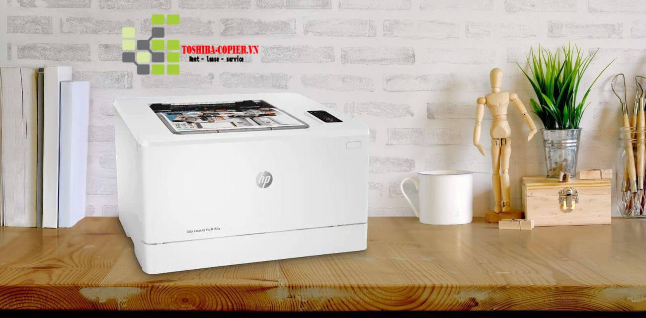 Cho thuê máy in Máy in HP HP LaserJet Pro M155A A4 laser màu Đơn năng USB