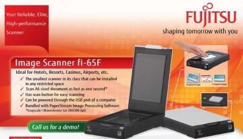 Dịch vụ cho thuê Máy Scan Fujitsu Fi-65F